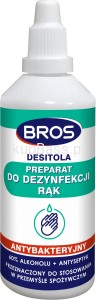Bros Desitola – prepearat do dezynfekcji rąk 100ml